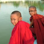 Young Burmese Monks 2