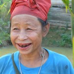 Bagan Happy Lady