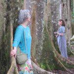 Carla and Kim in Ruradsha Forest