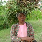 Burmese Country Mother